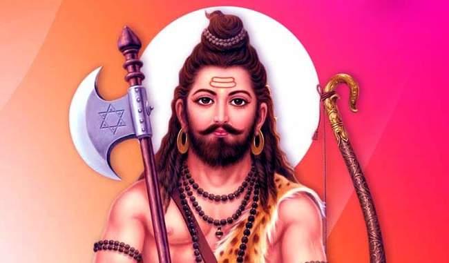 Biography of Parshuram in Hindi