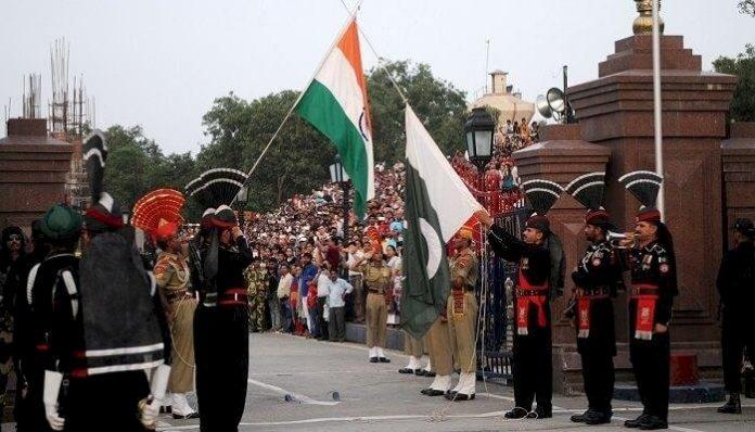 Wagah Border Panjab India